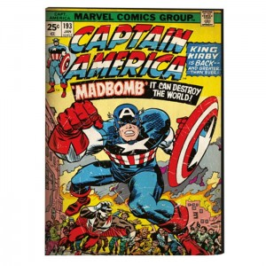 Canvas Marvel ComicsCapitan America 70-287
