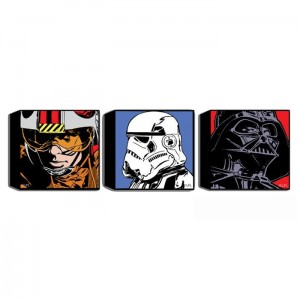 Canvas Star Wars - 3 sztuki 70-466