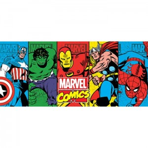 Canvas Marvel Comics Collection  70-446