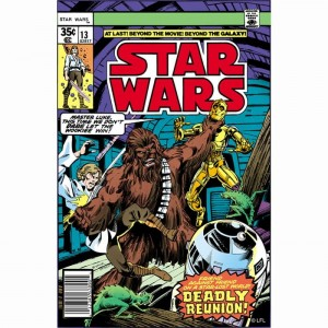 Canvas Star Wars Deadly Reunion 70-458