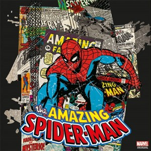 Canvas Marvel Comics Spiderman Amazing 70-445