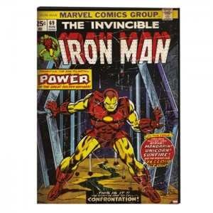 Canvas Marvel Comics Iron Man 70-285